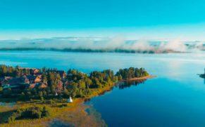 vue-aerienne-lac-auberge-du-lac-taureau-quebec-le-mag